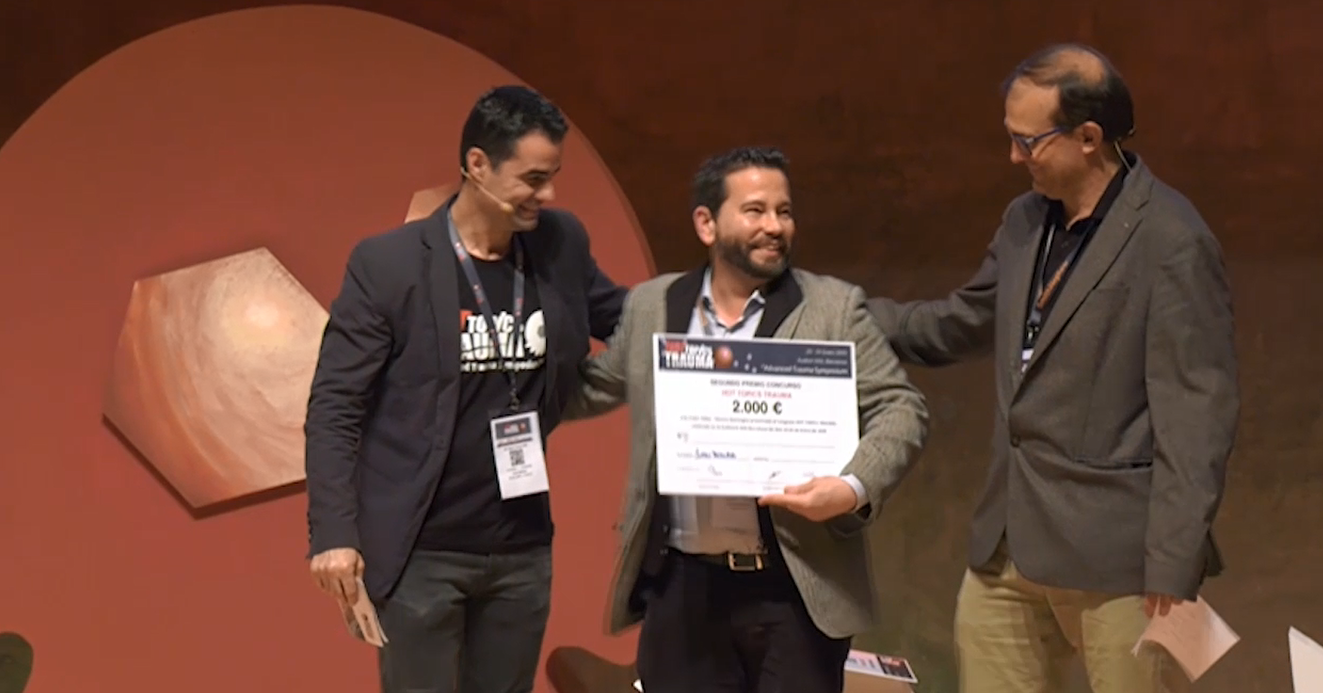 2do PREMIO Video Técnicas Quirúrgicas 3a edición Hot Topics Trauma 2020 https://hotopicstrauma.com